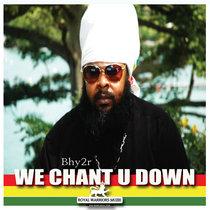 We Chant u Down EP cover art