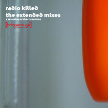 Radio Killed The Extended Mixes cover art