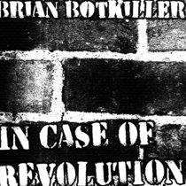IN CASE OF REVOLUTION cover art