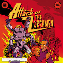 Attack Of the Zorchmen cover art