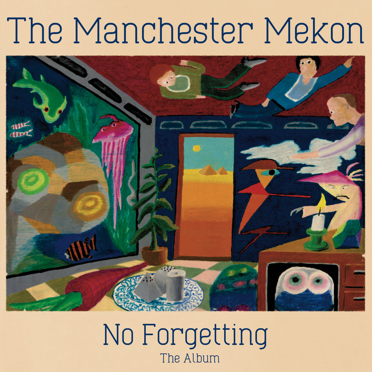 """TRANS-3 The Manchester Mekon """"No Forgetting The Album"""" Preorder Now! A2964508976_10"""
