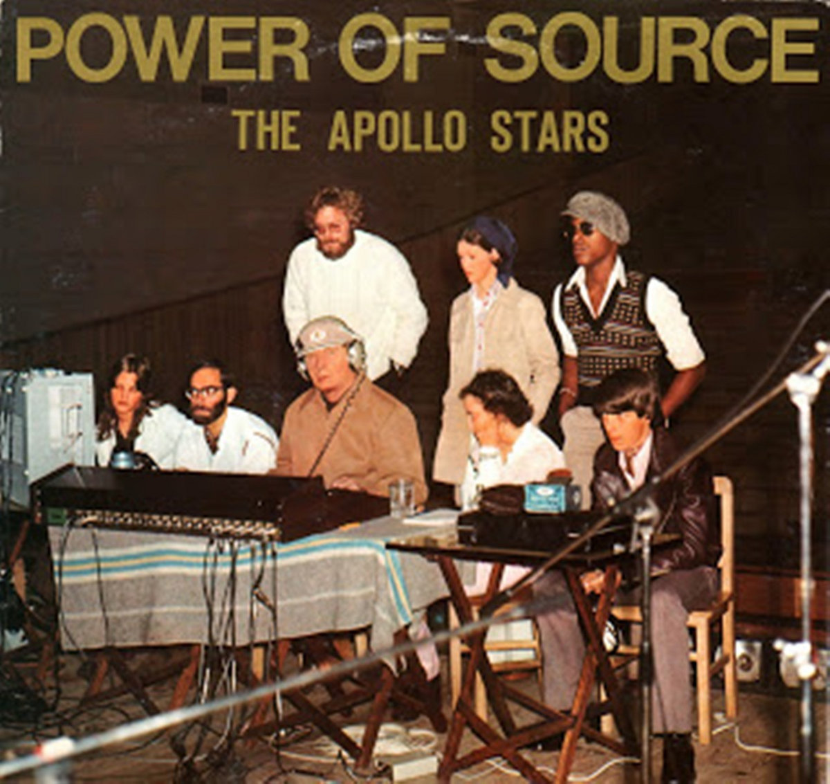 9123dcb5f82 The Apollo Stars. by POWER OF SOURCE