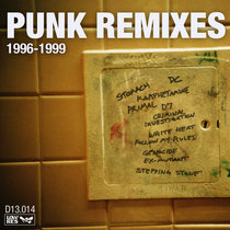 Punk Remixes: 1996-1999 cover art
