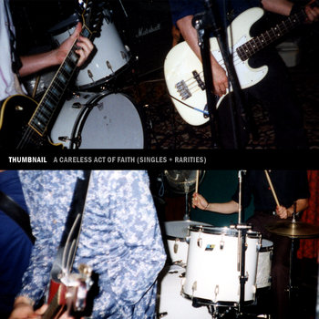FT65 - Thumbnail 'A Careless Act of Faith (Singles + Rarities)'