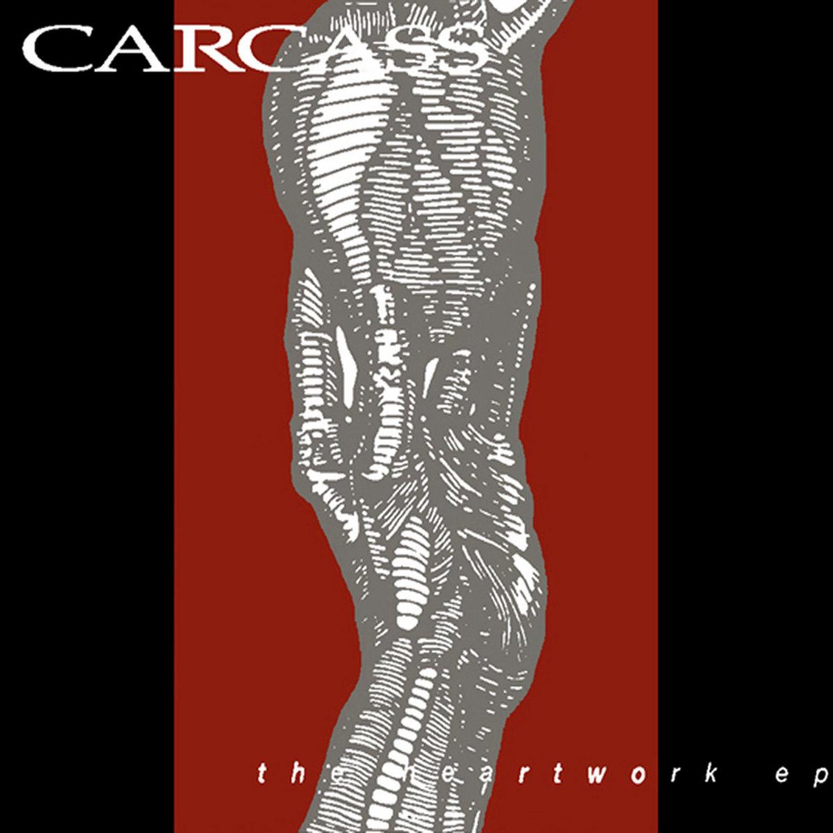 carcass heartwork mp3