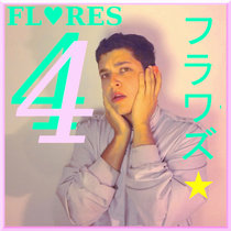 FLORES4 cover art