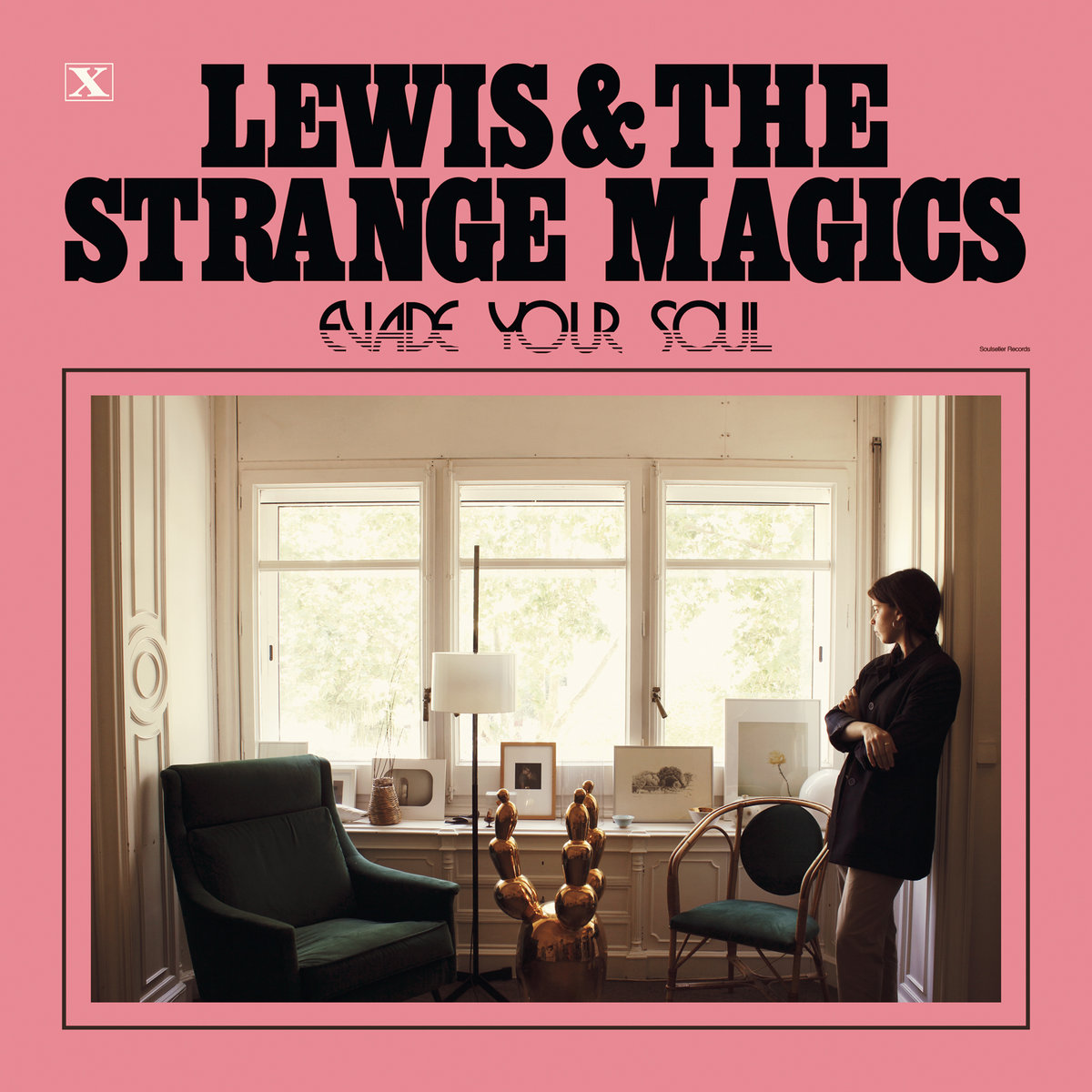Lewis & The Strange Magics Evade Your Soul
