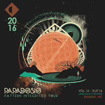 Pattern Integrities Tour - Vol. 12 - Raleigh, NC cover art