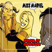 Ms. Marvel cover art