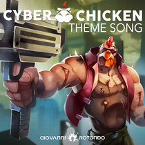 Cyber Chicken Theme cover art