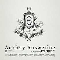 Anxiety Answering cover art