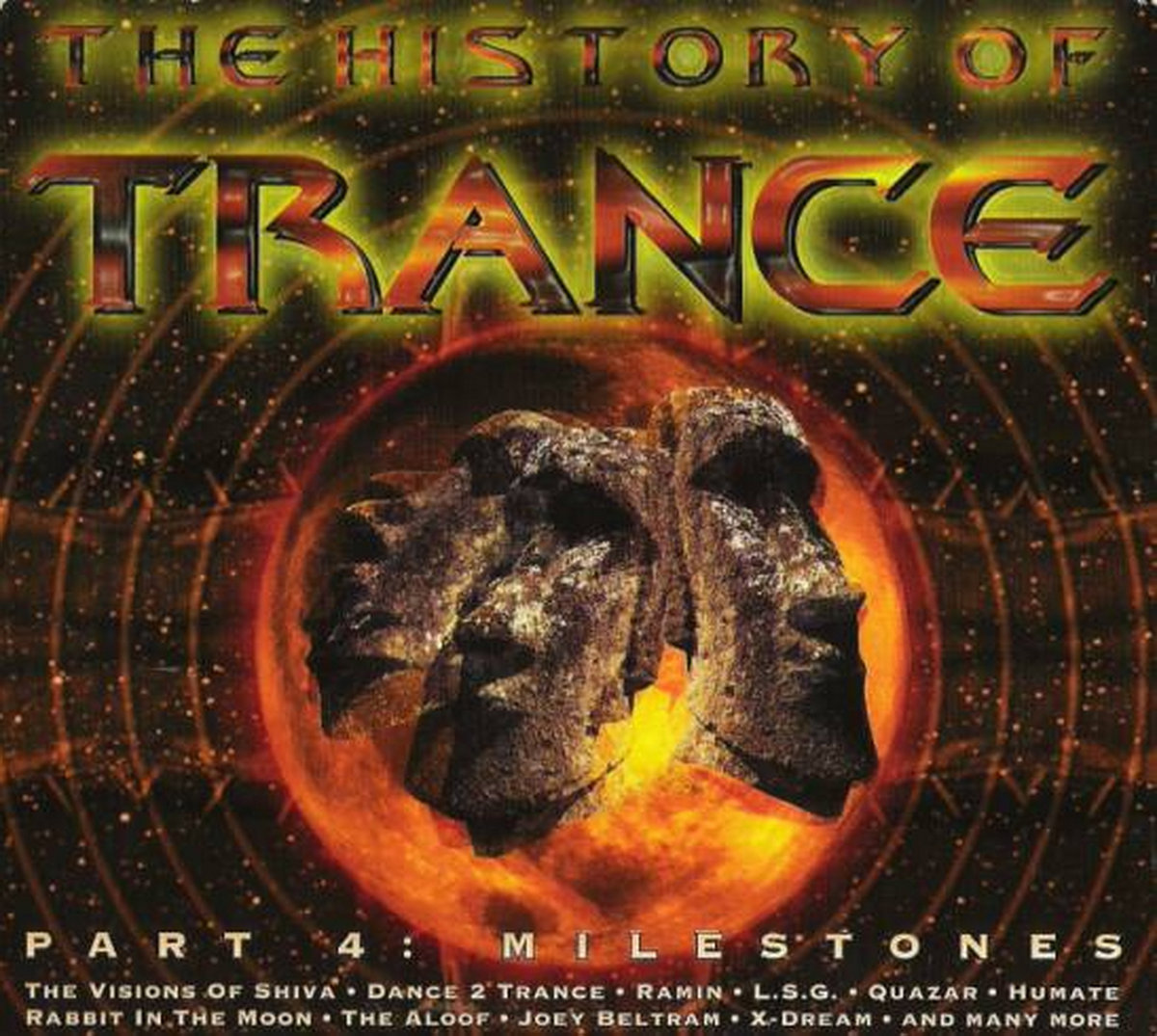 The history of trance part 4 milestones sub terranean by va malvernweather