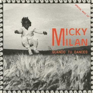 Micky Milan - Quando Tu Dances EP main photo