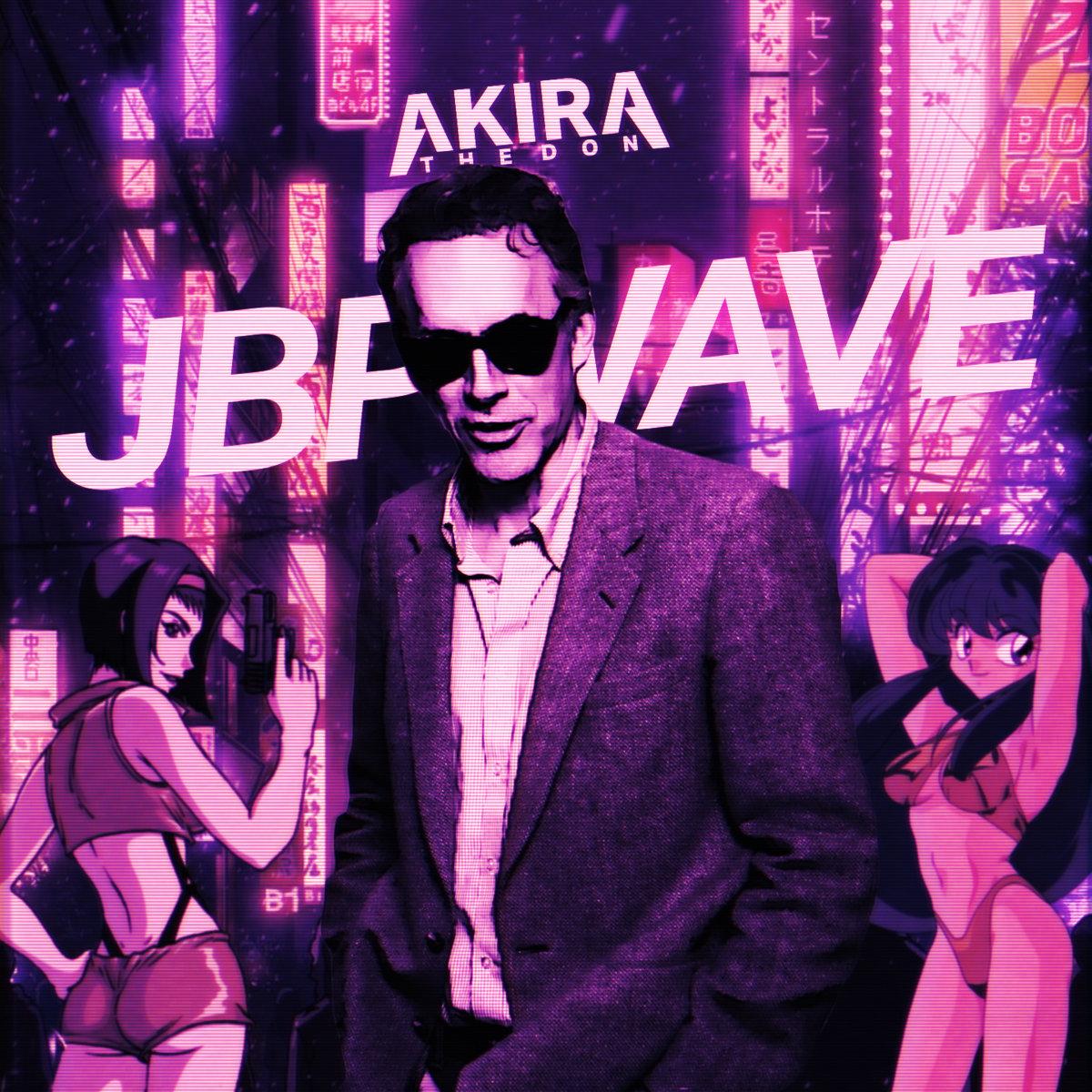 JBPWAVE: A Jordan Peterson Lofi Hip Hop Mix | Akira The Don