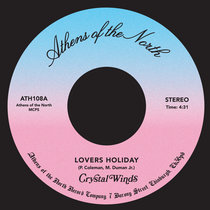 Lovers Holiday cover art