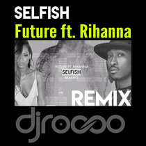 Selfish cover art