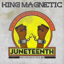 Juneteenth cover art