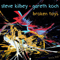Broken Toys cover art