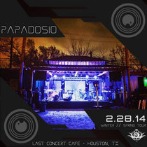 2014-02-28 - Last Concert Cafe - Houston, TX cover art