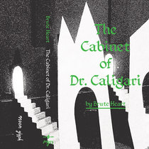 The Cabinet of Dr. Caligari cover art