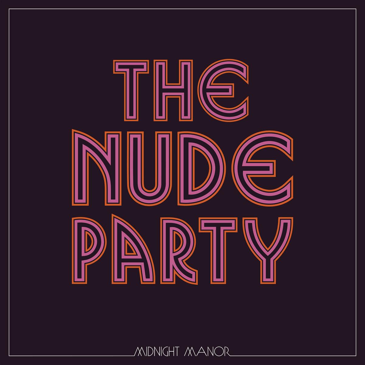 Party naturist Nuptial nudity: