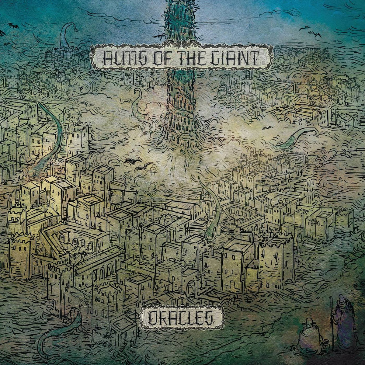 Alms of the Giant - Oracles [EP] (2017)