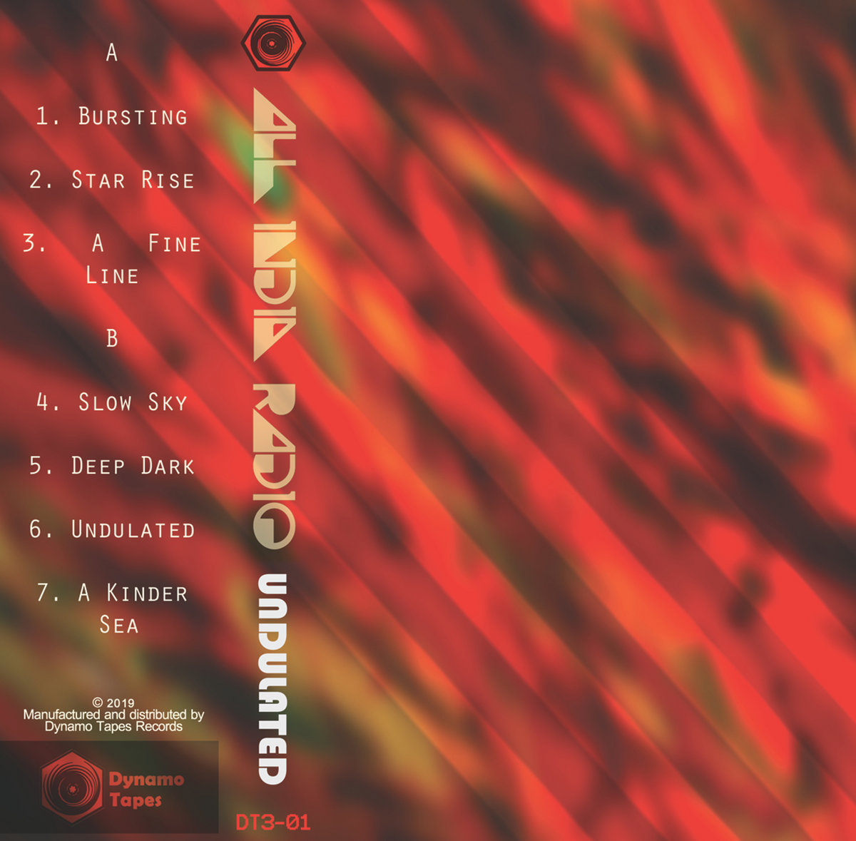 All India Radio - Undulated | Dynamo Tapes
