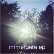 immergere cover art