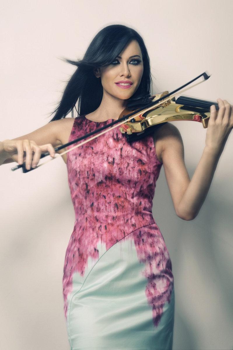 Linzi Stoppard Violin - I Love Rock 'n' Roll | Linzi Stoppard Violin