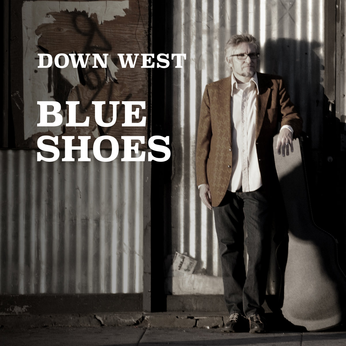 Blue Shoes by Down West