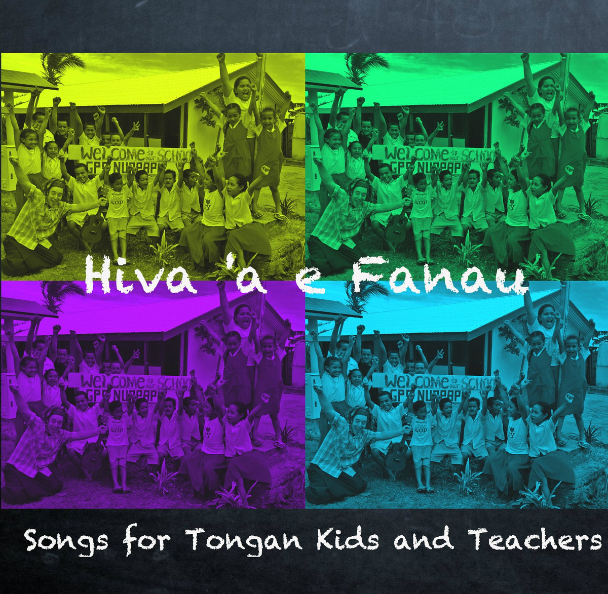 Hiva A E Fanau Songs For Tongan Kids And Teachers Mark And