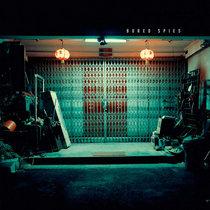 Bored Spies  - Summer 720 b/w 沙鼠E cover art