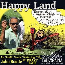 Happy Land (Bookmark) cover art