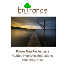 Power Nap Rechargers: Guided Hypnotic Meditations #3 cover art