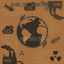 Burn Out Planetaire cover art