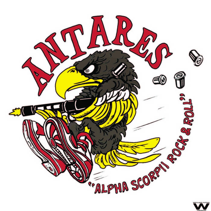 ALPHA SCORPII ROCK N ROLL | ANTARES