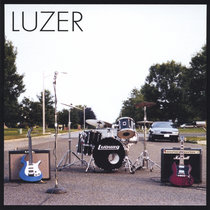 Greatest Hits (LUZER's Debut Album) cover art