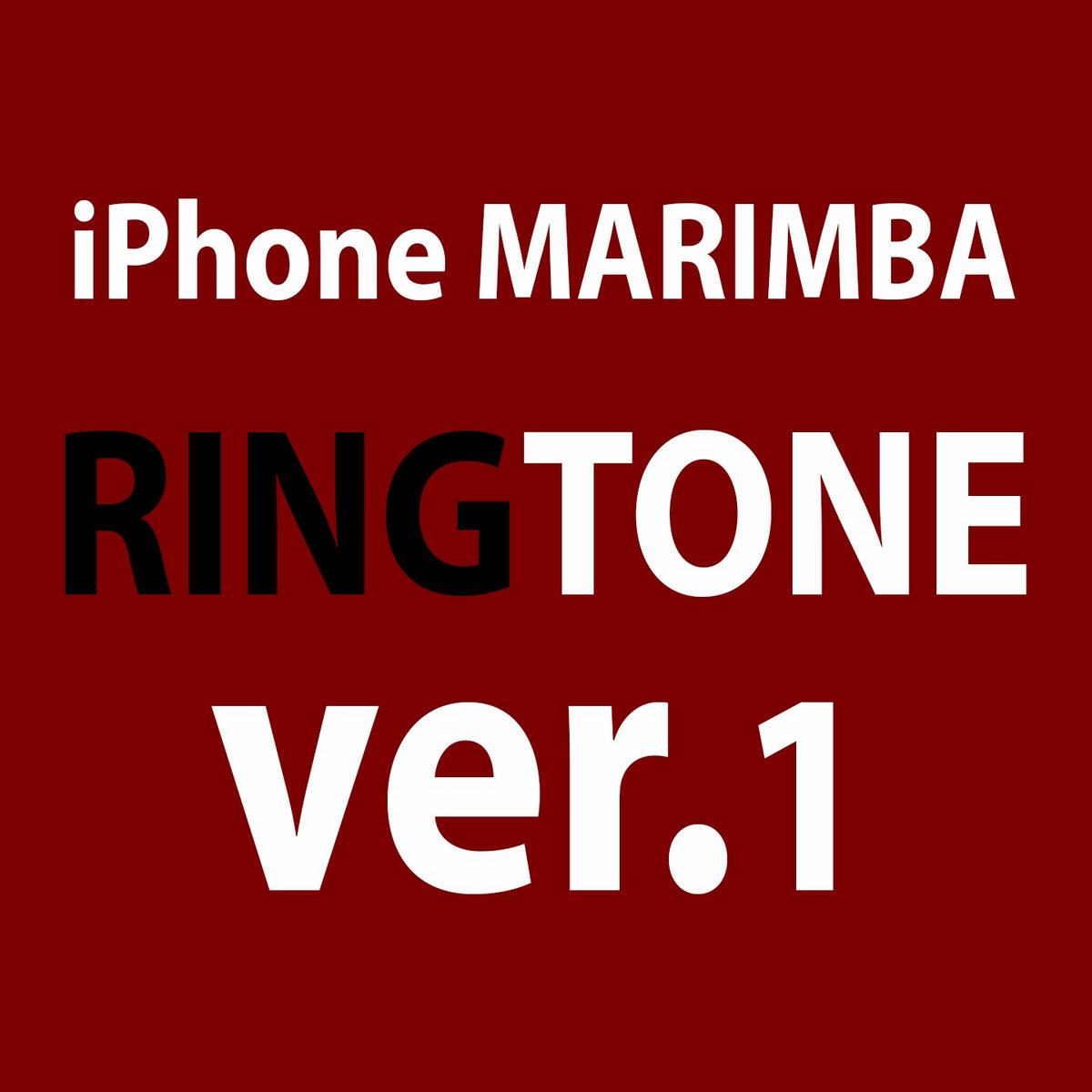 sonnerie marimba iphone mp3