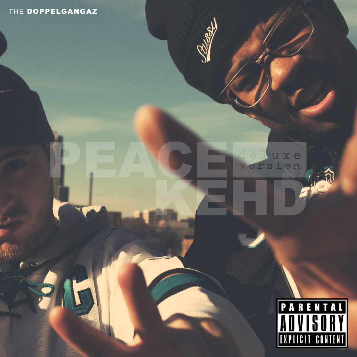 Peace Kehd (Deluxe) | The Doppelgangaz