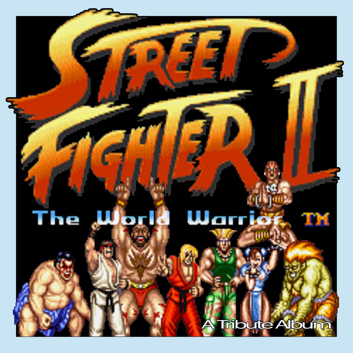 Street Fighter 2: The World Warrior: A Tribute Album | Yoga