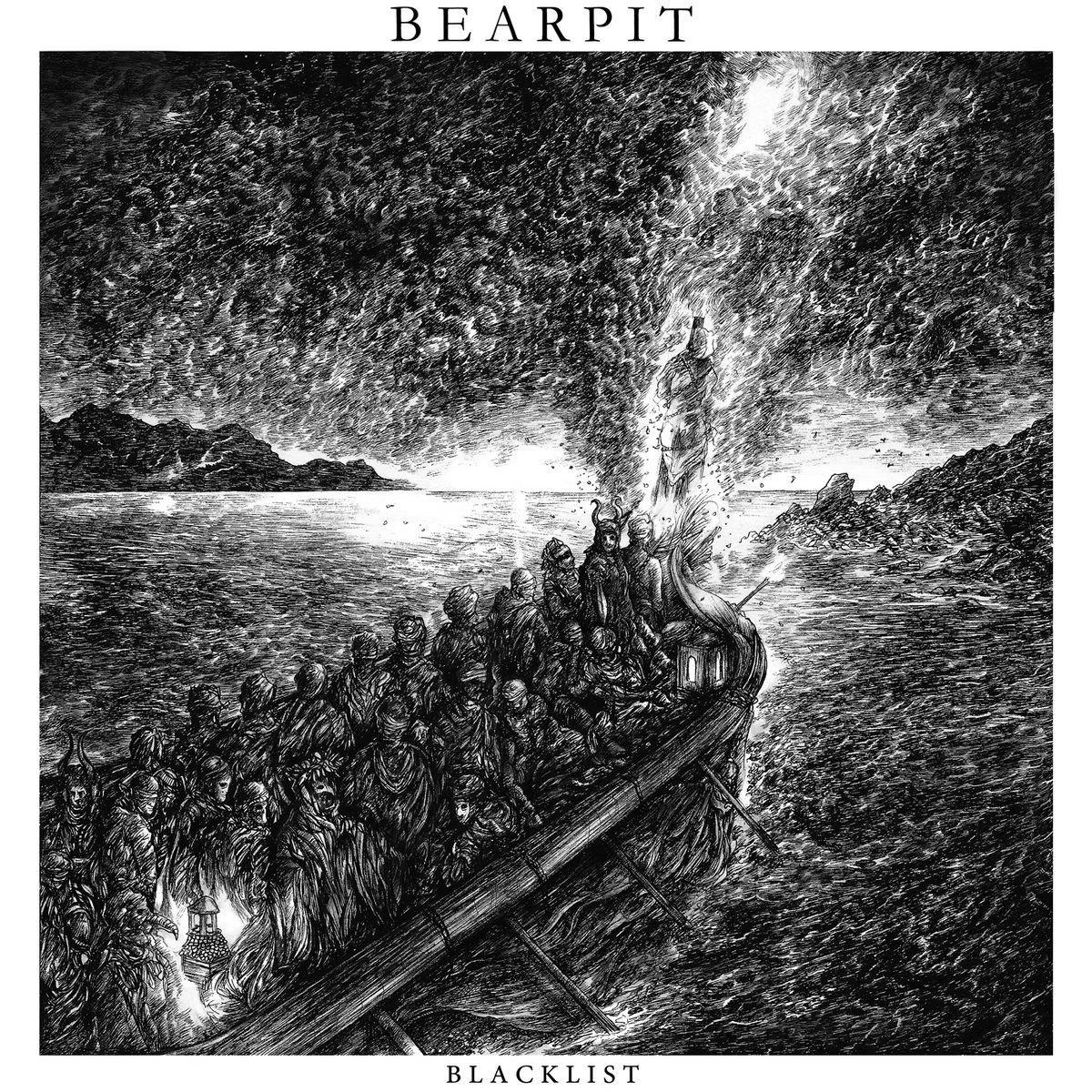 BEARPIT - BLACKLIST [EP] (2017)
