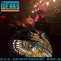 LIVE @ Otus Supply - Detroit, MI 01.12.18 cover art