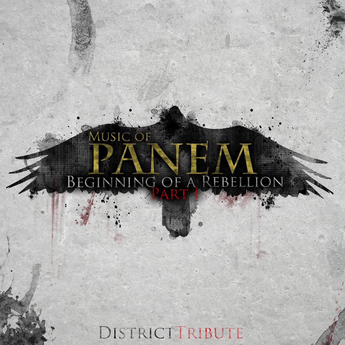 music of panem beginning of a rebellion part i sam cushion