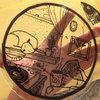 "Inertia Is A Property Of Matter (lathe cut 7"") Cover Art"