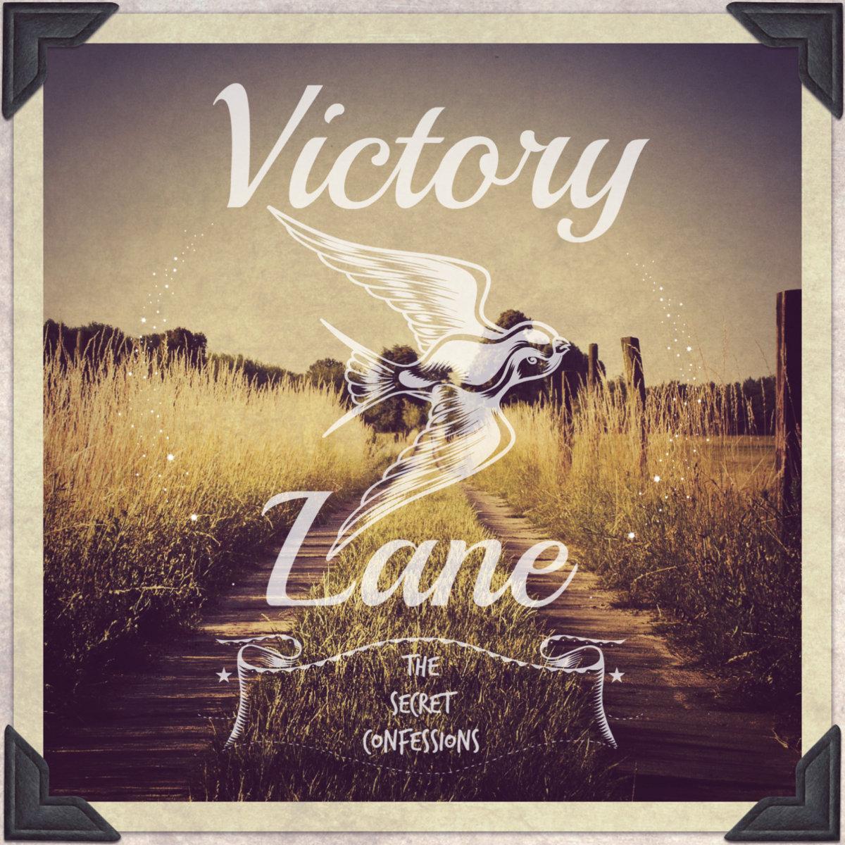 The Secret Confessions EP | Victory Lane UK