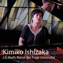 Bach: Kunst der Fuge (Art of the Fugue) excerpts cover art