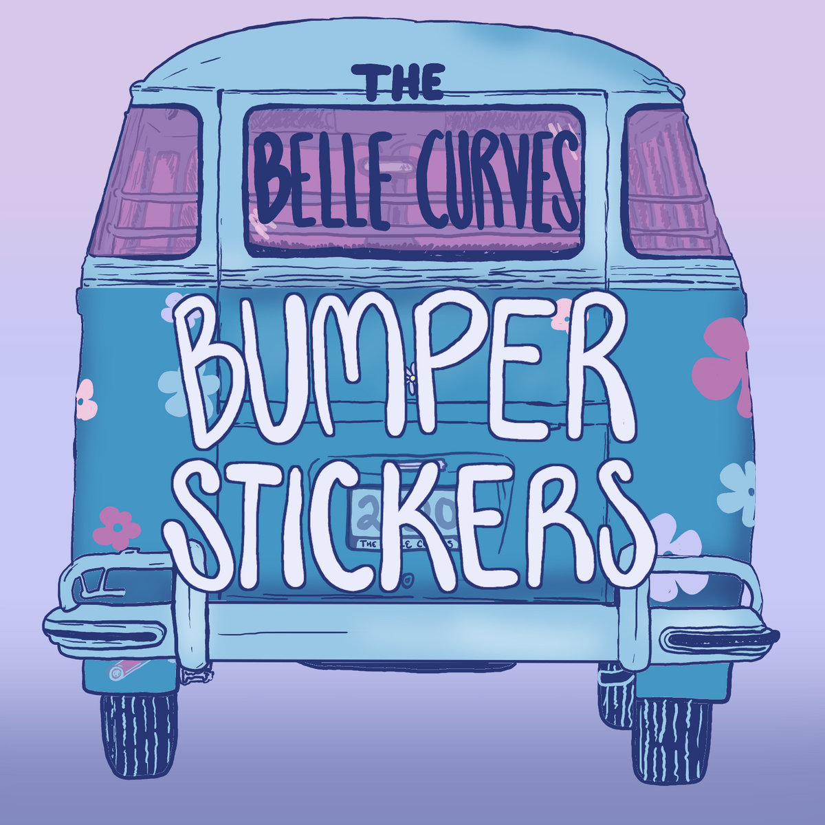 Bumper Stickers by The Belle Curves