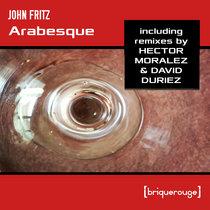 John Fritz - Arabesque (David Duriez's San France Disco Mix) cover art