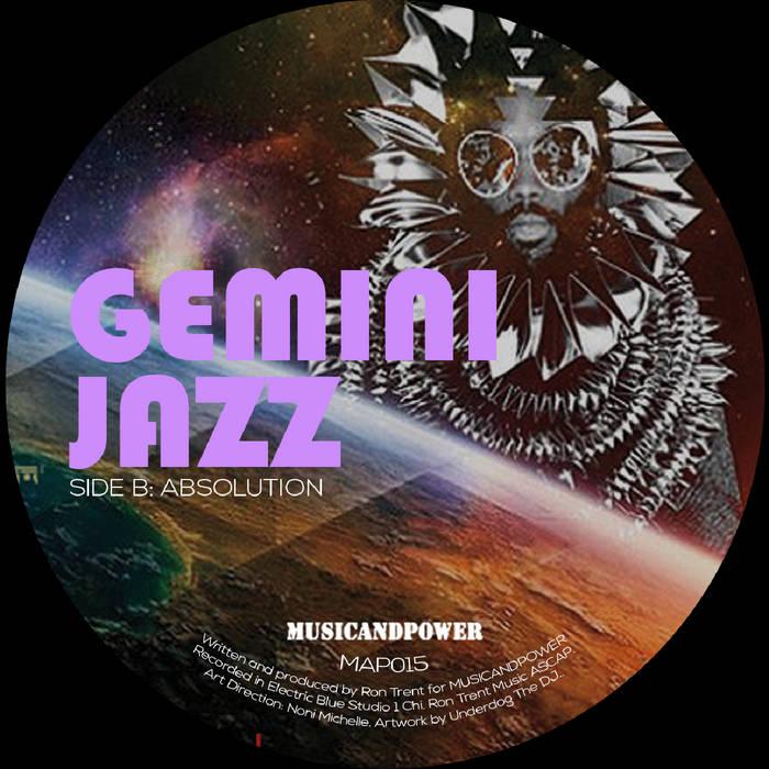 Ron Trent – Gemini Jazz EP [Bandcamp]