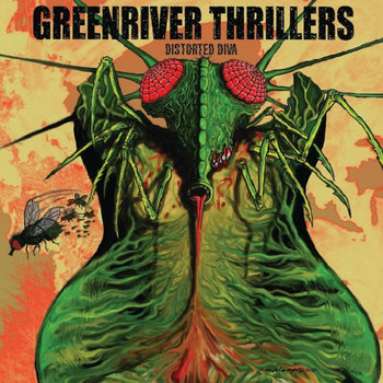 Distorted Diva by Greenriver Thrillers